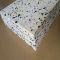 Different Hardness High Quality PU Rebonded Foam for Sports