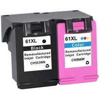 Ink and Toner Cartridges for HP 61 Black Tri-Color Original Ink Cartridges Wholesale