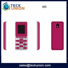 M5 All China Mobile Phone Models Small Size Feature Bar Phone Handset Hot Sale South America