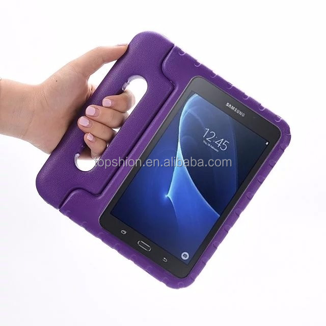 "Hot shock proof kids 7"" tablet case, kid proof silicone kids 7 inch tablet case for Samsung tab a 7.0 t280"