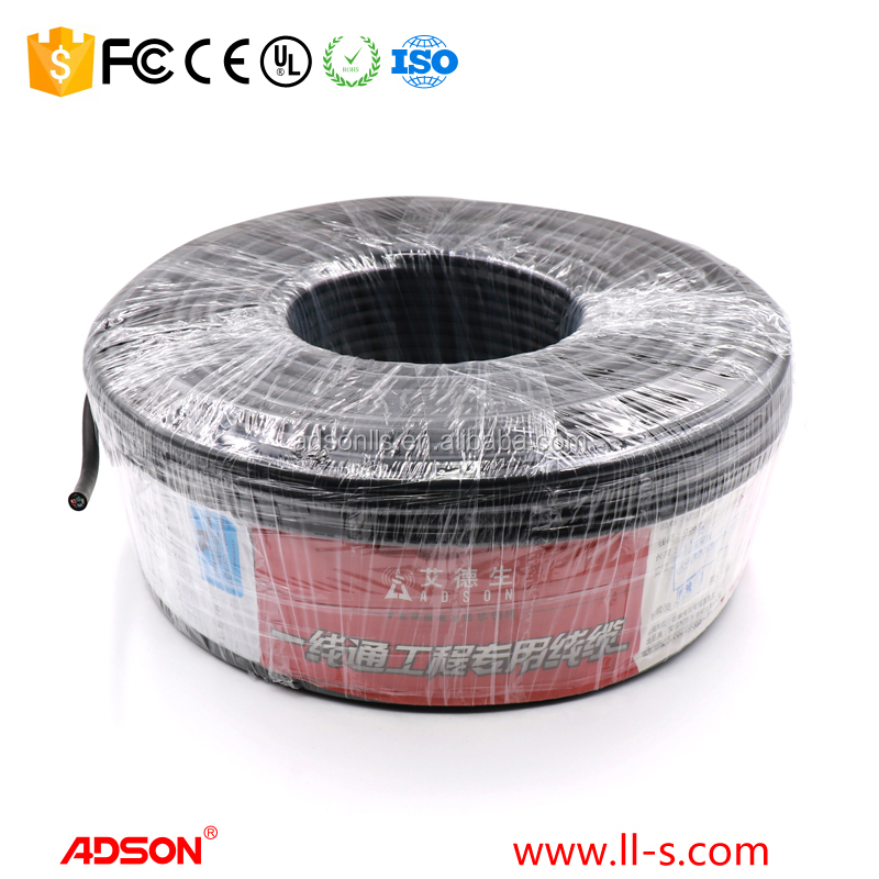 Wholesale 150m High quality VGA 3+6 Engineering cable for Big display spliced advertisement display