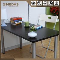 Office & Home Use Wooden Shelf Desktop Computer Table