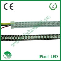 144leds/m strip 5050 silicone coated led strip ws2812b
