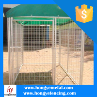 Cheap Metal Welded Folding Dog Fence