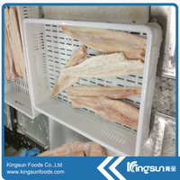 Fresh Material Frozen Pacific Cod Fish Fillet