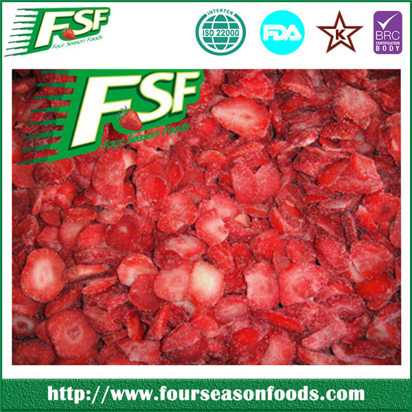 Frozen Strawberry IQF strawberry AM13,sweet charlie grade A