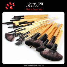 32pcs/set Synthetic makeup brush set /wholesaler makeup brush cheap