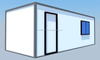 Ready To Use Steel Mobile Prefab Office Metal Building Fully Movable Pre Fab Kit Eco Office