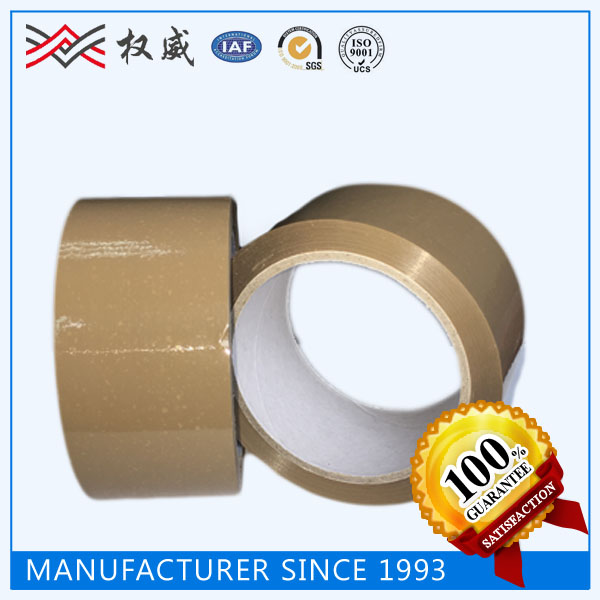 Alibaba Golden Supplier Brown adhesive tapes , BOPP Box Packing Tapes Wholesales