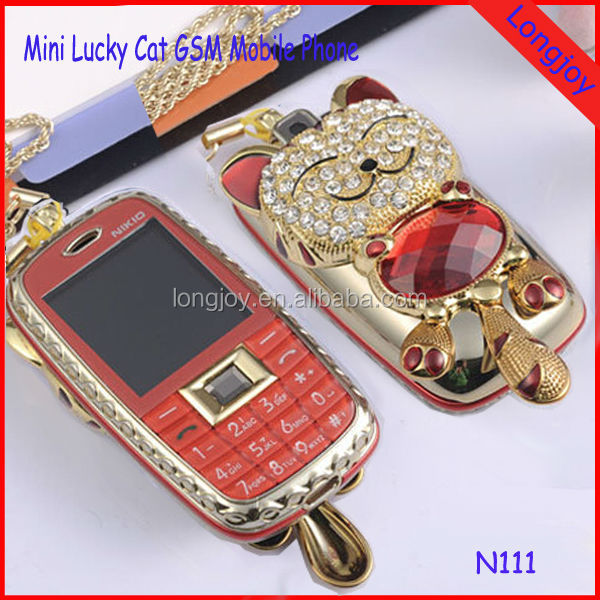 New arrival Lucky GSM Low Price China Cell Phone