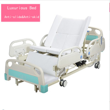hospital furniture medical equipment bed electric home nursing bed manual ICU bed