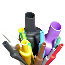 DEEM RoHS complaint Thin wall and dual wall heat shrink tube PE material heat shrink tubing for cable wire protective
