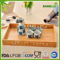 Various Design Personalised Wholesale Food Wooden Serving Tray