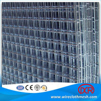 After-sale service pvc coated stainless steel welded wire mesh sheet