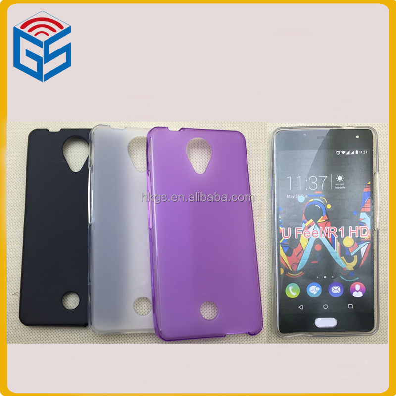 For Wiko <strong>U</strong> Feel Case Matte Pudding TPU Back Cover For BLU R1 HD 5.0 R0011UU R0031UU