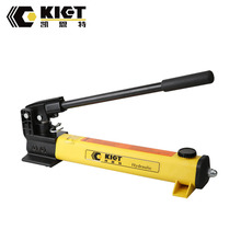 China portable machinery hydraulic steel hand pumps for hydraulic cylinder