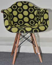 upholstered dining chair, promotion cheap upholstered dining chairs with arms