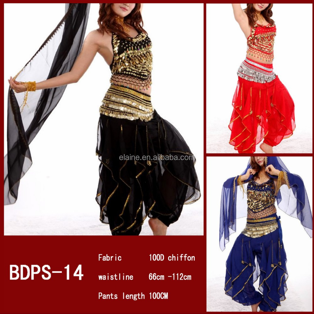 belly dance classical practice set (BDPS-14)