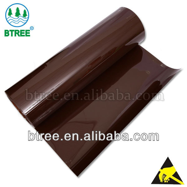 Btree Conductive Plastic Sheet For Conductive Tray