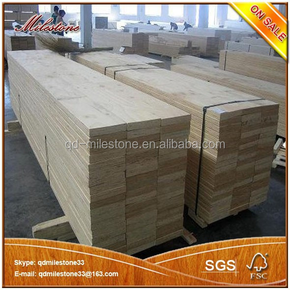 Wholesale Finger Jointed Pine Board/Timber/Panels for Furniture, Construction