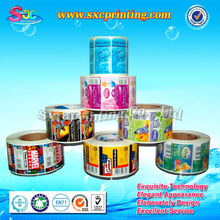 China factory supply plastic roll peel off labels , easy peel off labels
