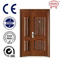 One and Half Door-Leaf Steel Door Powder-Coated Door