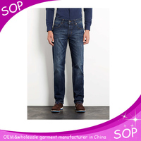 OEM/ODM slim fit denim mens jeans 2014 china
