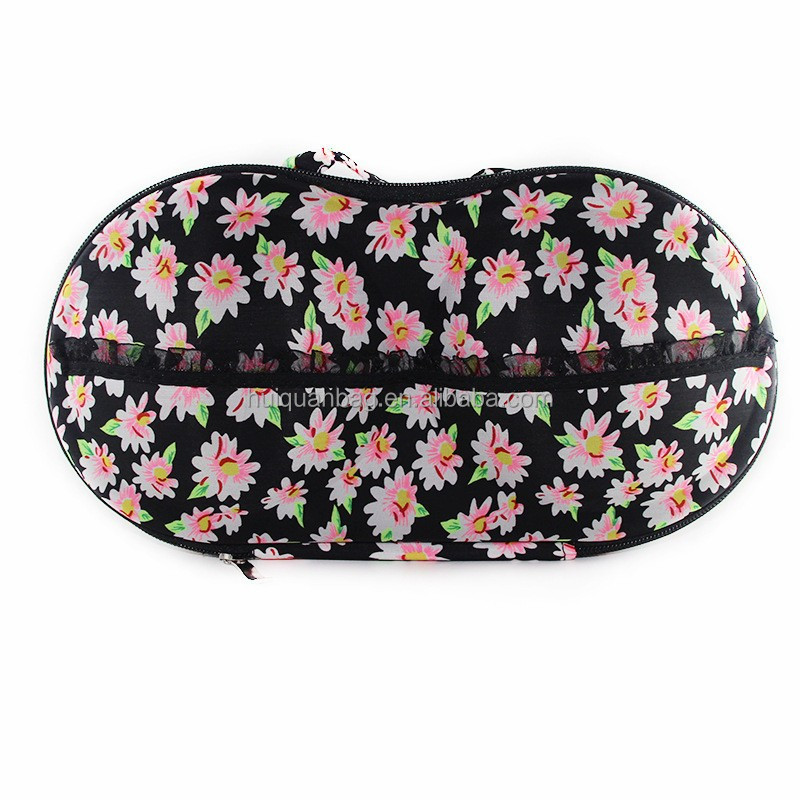 portable underwear Organizer Case travel protect bra bag