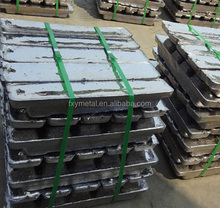 Pure Lead ingot 99.99% remelted lead ingot for sale