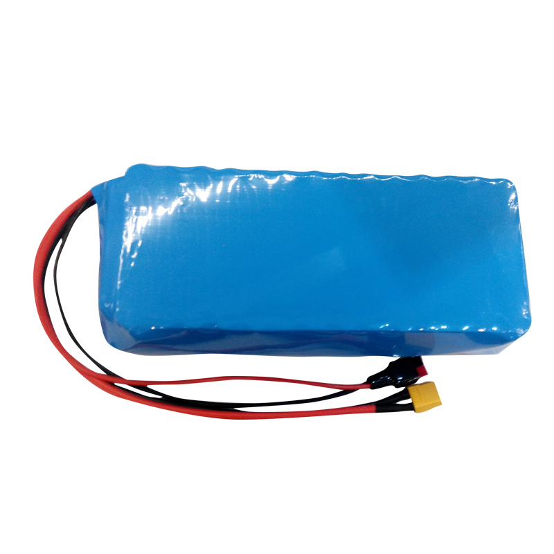 Popular Customized Li Ion Battery Pack 50.4V 19.2Ah For Electric Motor Bicycle China