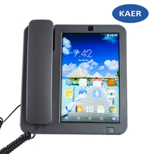 4G LTE smart desktop office phone KT5(2C)