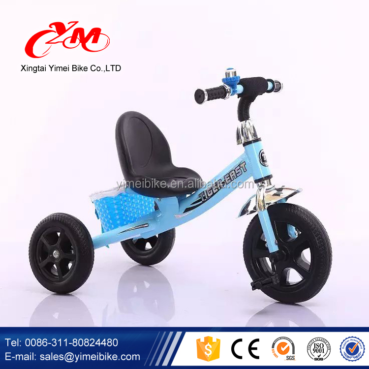 Most demand tricycle baby online wholesale/3 wheels plastic tricycle for trike/baby tricycle for 3 years old satety seat