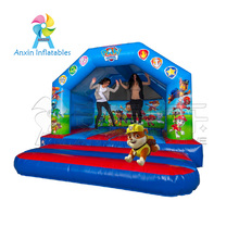 hot selling kids inflatable air jumping playground