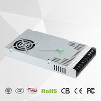 CCQ 500w 100v/250v Ac input to dc 5vdc power supply Extra thin indoor led driver switching power supply