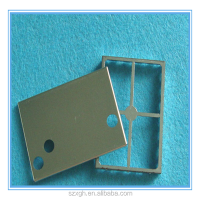 Factory direct Hardware OEM zinc plated punched instrument enclosures shielding case