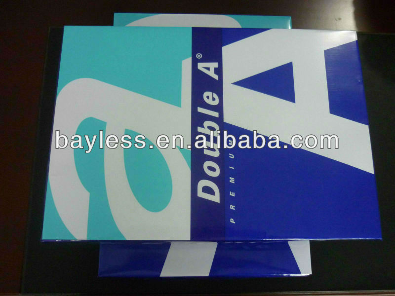 exported overseas, well-known brand a4 paper 75gsm from Thailand