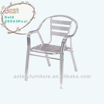 Aluminium mesh outdoor chairs