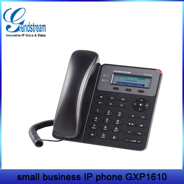 Low cost grandsgream sip voip phone gxp1610 for small Sip prices