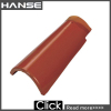 S3 (lizhihong) terracotta red clay roof tiles for sale