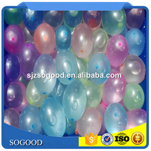 New design white fart water balloon for Decorate