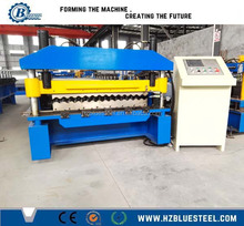 Building Material Machinery Corrugated Roofing Sheet Tile Making Machine