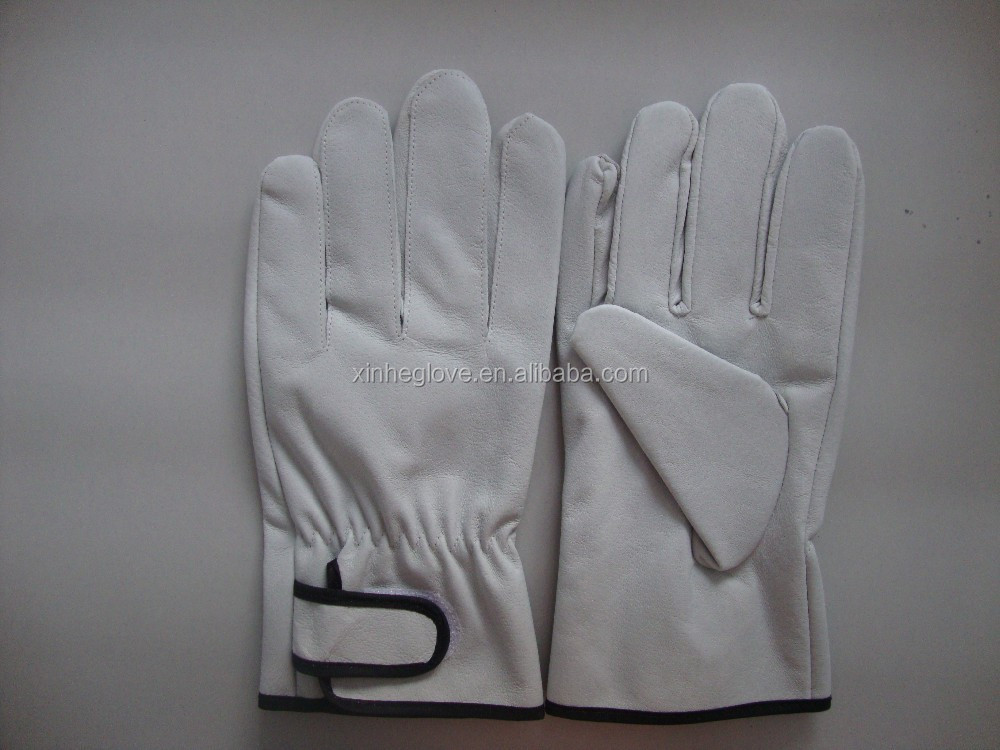Pig Leather Labor Gloves