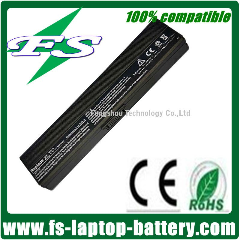New rechargeable notebook battery for Asus A32-F9 F9DC F9E F9F F9J F9S series