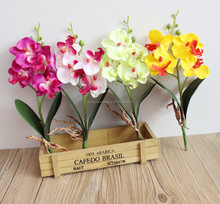 high quality artificial butterfly orchid mini iris orchid