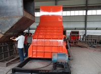 2016 good price waste aluminum can crushing machine/Industrial metal shredder