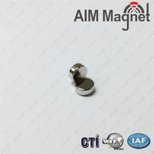 samll Disc 6 x 2mm strong magnet for E-Cigarette