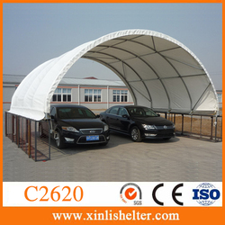 dome roof top military container shelter C2640