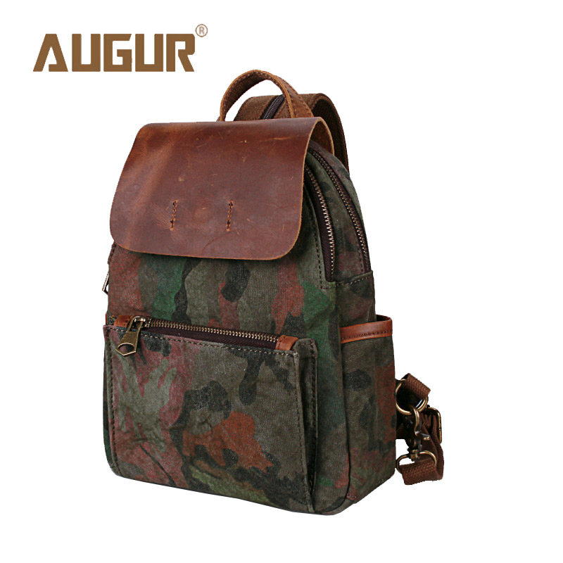 AUGUR Brand New Fashion Small <strong>Backpacks</strong> Mens Designer <strong>Backpack</strong>