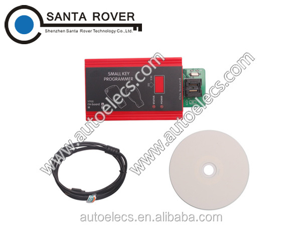 Smart Car Key Programmer For Mercedes Benz Can Programming New Blank Key With BIN File