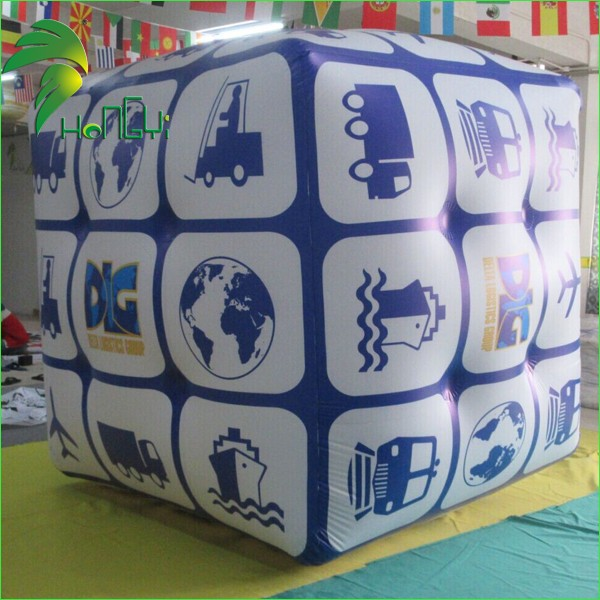Inflatable Helium Cube Balloon3